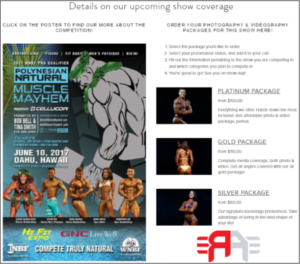 Better Aesthetics Polynesian Natural Muscle Mayhem Photo and Video Coverage