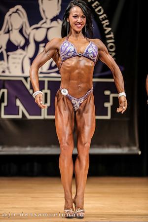 Heather Drake WNBF Figure Champion