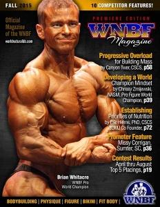 WNBF Magazine