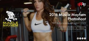 Pro USA & Natural Muscle Mayhem Photo Shoot by Better Aesthetics
