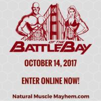 INBF Battle of the Bay WNBF Pro Qualifier Enter Now Instagram Post