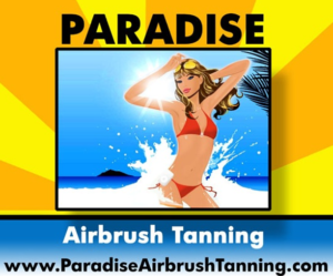 Paradise Airbrush Tanning Official Tanner of the 2017 INBF Battle of the Bay San Ramon California