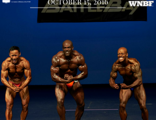 RESULTS 2016 INBF Battle of the Bay