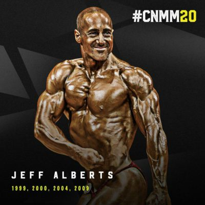 #CNMM20 2018 Natural Muscle Mayhem Blog Post Jeff Alberts WNBF Pro