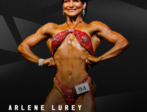 Arlene Lurey WNBF Pro