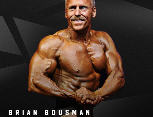 Brian Bousman WNBF Pro