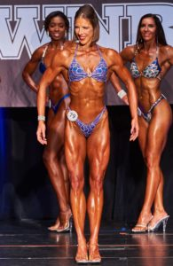 Chrissy Zmijewski WNBF Pro Figure Tall WNBF Worlds 2016 Los Angeles California #cnmm20 blog