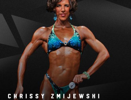 Chrissy Zmijewski WNBF Pro