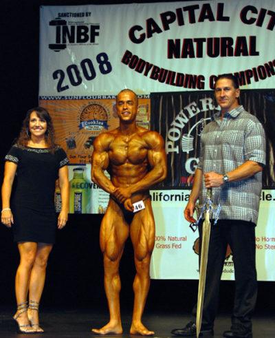 2008 INBF Capital City Natural Champion Alberto Nunez WNBF Pro Bob Bell Tina Smith California Natural Muscle Mayhem #cnmm20