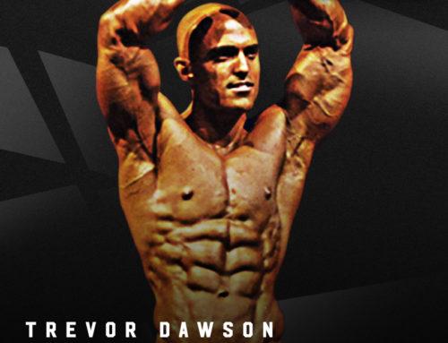 Trevor Dawson WNBF Designer