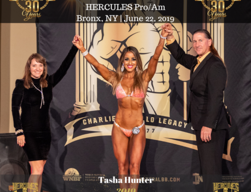 RESULTS: 2019 Hercules Pro Am
