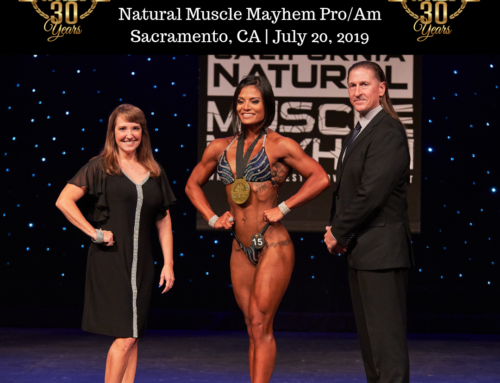RESULTS: 2019 Muscle Mayhem Pro/Am