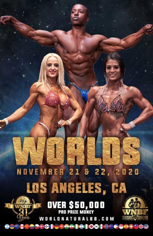 2020 INBF WNBF Worlds LA